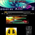 Logo da emissora Rádio Top Dancing