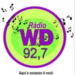 Logo da emissora WD Coração FM