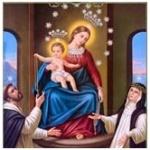 Logo da emissora R�dio Nossa Senhora do Ros�rio