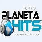 Logo da emissora R�dio Planeta Hits
