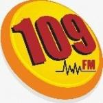 Logo da emissora Rádio 109 FM