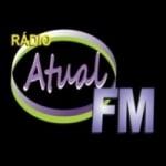 Logo da emissora R�dio Atual FM