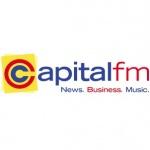 Logo da emissora Rádio Capital 96.1 FM