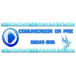 Logo da emissora Comunicador da paz web rádio