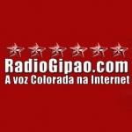 Logo da emissora R�dio Gip�o