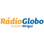 Logo da emissora Rádio Globo 540 AM