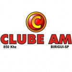Logo da emissora Rádio Clube 850 AM