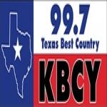 Logo da emissora KBCY 99.7 FM