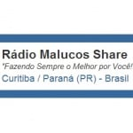 Logo da emissora R�dio Malucos Share