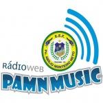 Logo da emissora Rádio Web Pamn Music