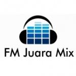 Logo da emissora Rádio Juara Mix