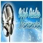 Logo da emissora Web Rádio Manancial