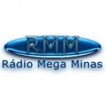Logo da emissora Rádio Mega Minas
