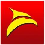 Logo da emissora Rádio Phoenix