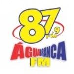 Logo da emissora Radio Aguia Branca FM 87.9
