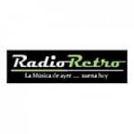 Logo da emissora Radio Retro