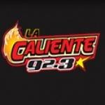 Logo da emissora La Caliente FM 92.3