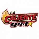 Logo da emissora Radio La Caliente 94.1 FM