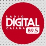 Logo da emissora Radio Digital 89.5 FM