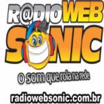 Logo da emissora R�dio Web Sonic De Itabuna