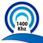 Logo da emissora Rádio Vaza Barris 1400 AM