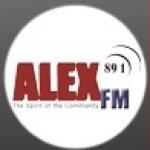 Logo da emissora Alex 89.1 FM