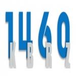 Logo da emissora KBRZ 1460 AM