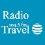 Logo da emissora Rádio Travel 104.6 FM