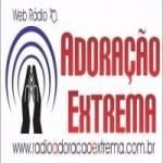 Logo da emissora Adoração Extrema