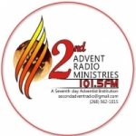 Logo da emissora Second Advent Radio Ministries 101.5 FM