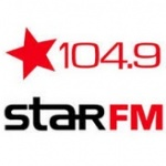 Logo da emissora Rádio Star 104.9 FM