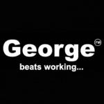 Logo da emissora George 96.8 FM