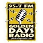 Logo da emissora Rádio Golden Days 95.7 FM