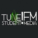 Logo da emissora Tune 106.9 FM