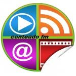 Logo da emissora Conteúdo FM
