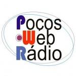Logo da emissora Poços Web Rádio