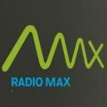 Logo da emissora Rádio Max Penny FM
