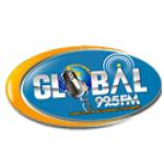 Logo da emissora Rádio Global 99.5 FM