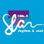 Logo da emissora R�dio Star 106.5 FM