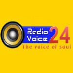 Logo da emissora Radio Voice 24 90.0 FM