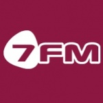 Logo da emissora R�dio 7FM 106.4 FM
