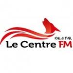 Logo da emissora Le Centre 106.3 FM