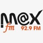 Logo da emissora Rádio Max 92.9 FM