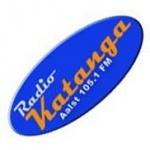 Logo da emissora Rádio Katanga 105.1 FM