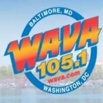 Logo da emissora WAVA 780 AM