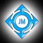 Logo da emissora Rádio Jota Menezes