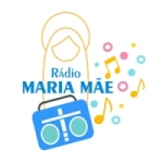 Logo da emissora Rádio Maria Mãe