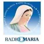 Logo da emissora Radio María México 920 AM
