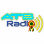 Logo da emissora Radio ATB 107.3 FM