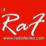 Logo da emissora R�dio Feniks 94.7 FM